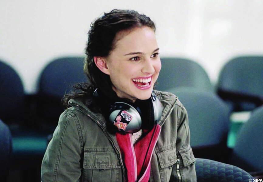 L'incroyable sourire de Natalie Portman dans Garden State