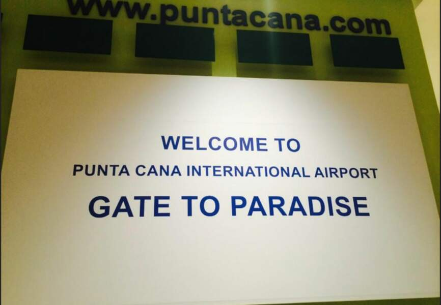 Punta Cana, le paradis des Miss