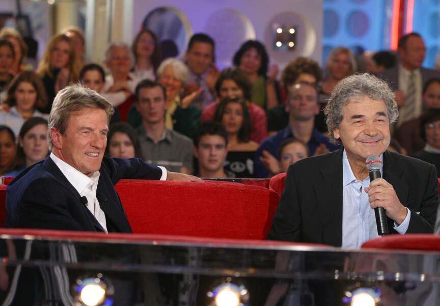 Une année décidément placée sous le signe de la politique puisque le voilà avec Bernard Kouchner