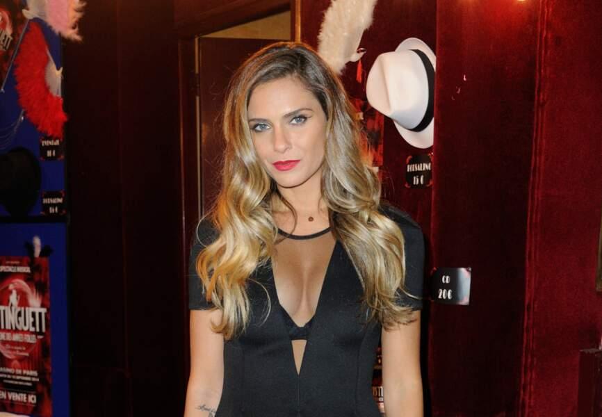 Clara Morgane, toujours aussi sexy