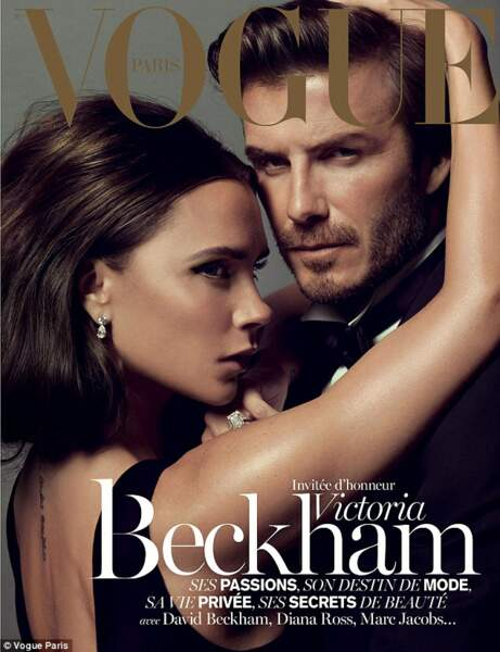 Pour le Vogue Paris de décembre janvier 2013