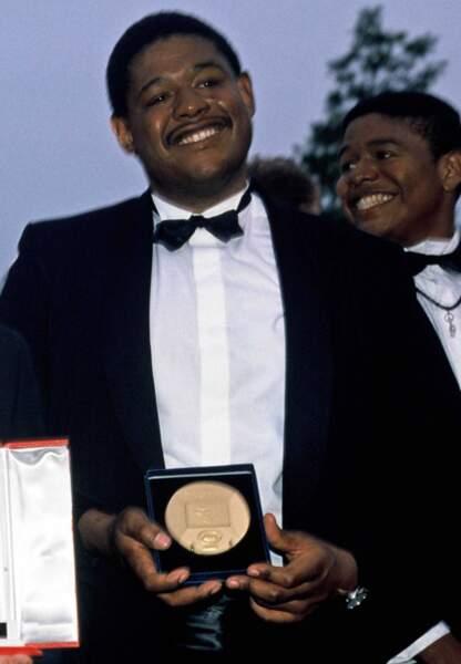 Forest Whitaker, prix d'interprétation pour Bird en 1988