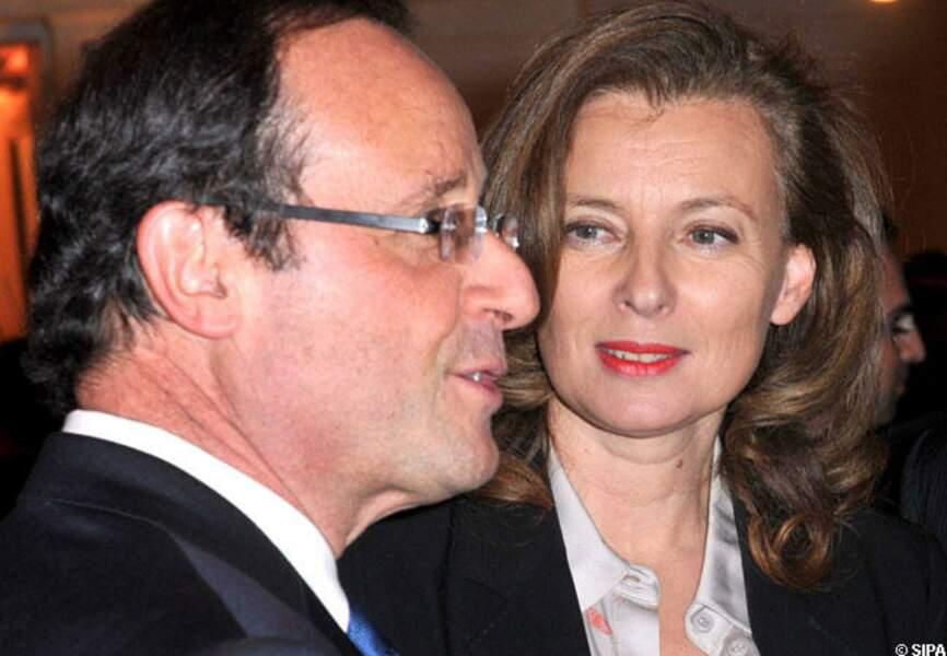 Valérie Trierweiler, protectrice envers F. Hollande