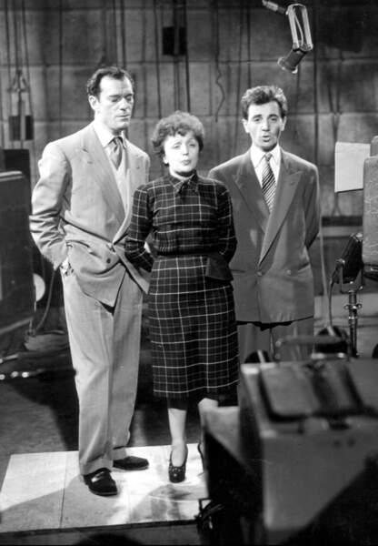 Mais le chanteur n'oubliera jamais qu'Edith Piaf l'a découvert à ses débuts, en 1946.
