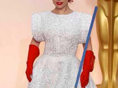 Les meilleures parodies de la tenue de Lady Gaga