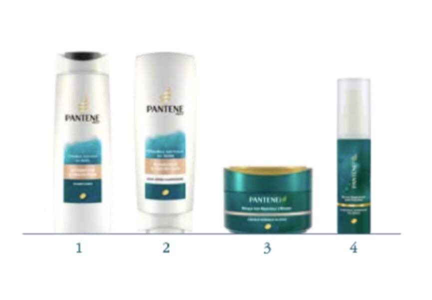 Votre geste beauté Pantene Pro-V pour maîtriser sa chevelure en 4 étapes