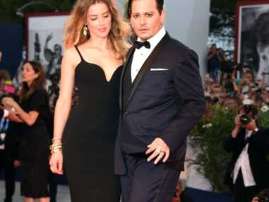 Johnny Depp: plateformes shoes à Venise