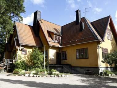 Estelle de Suède rentre à l'école