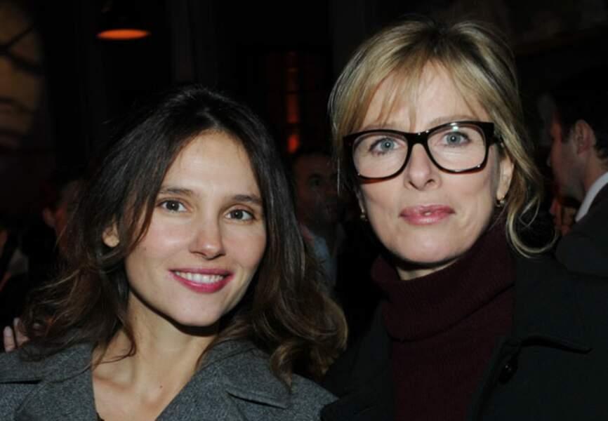 Virginie Ledoyen et Karine Viard