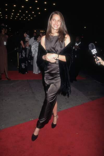 Christy Turlington en 1995