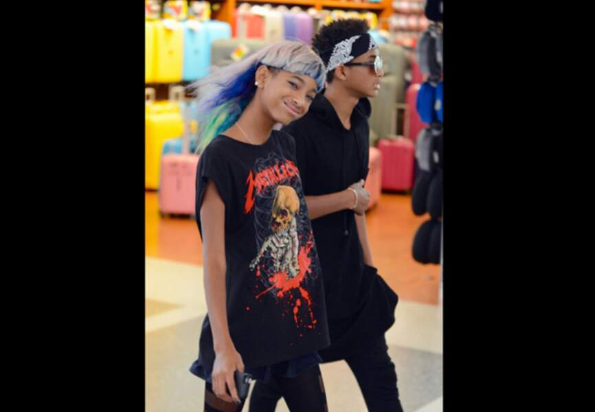 Willow Smith (12 ans) No limit