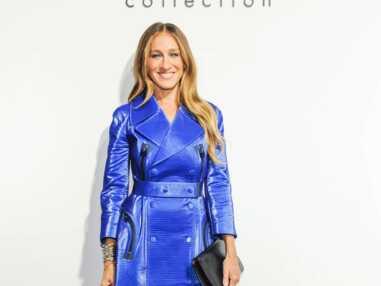 New York Fashion Week - Sarah Jessica Parker chez Calvin Klein Collection