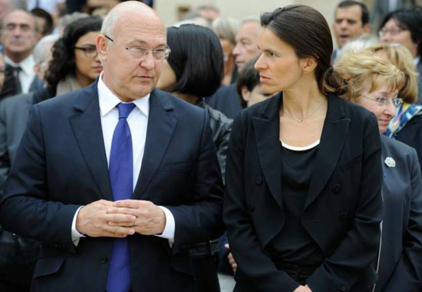 Michel Sapin et Aurélie Fillippetti