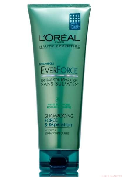 gamme Ever force de l'Oréal Paris