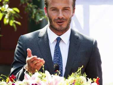 La tournée chinoise de David Beckham