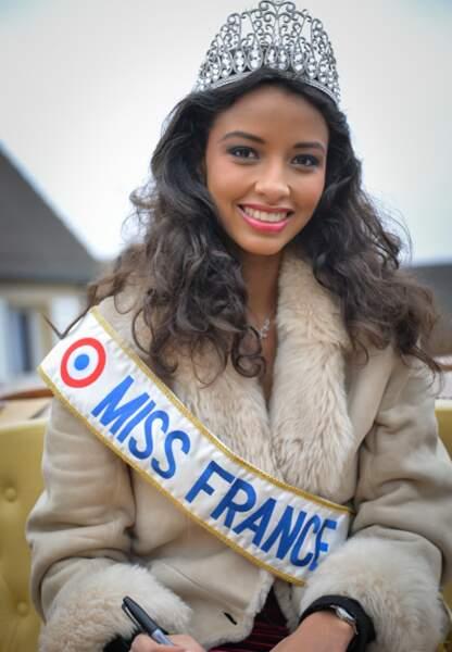 Flora Coquerel, une Miss Orléanais devenue Miss France
