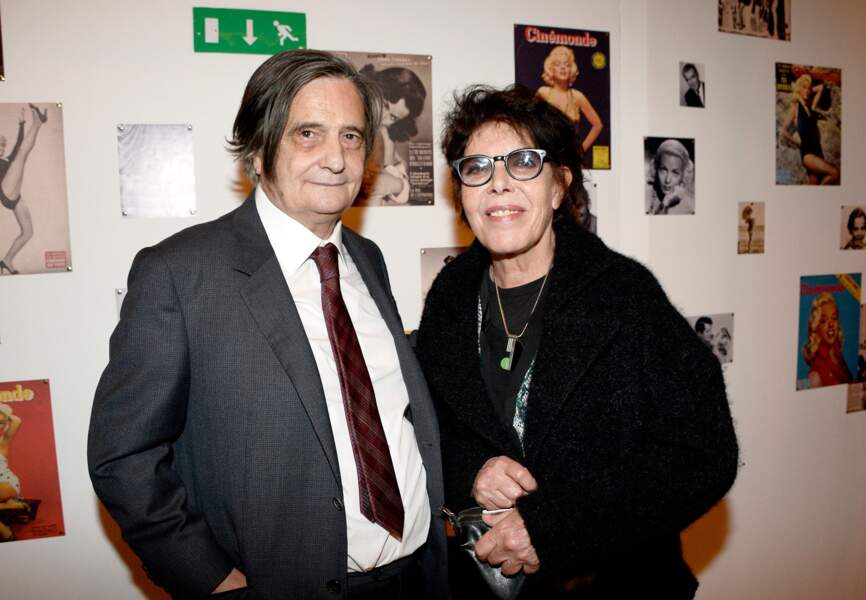 Jean-Pierre Léaud et Dany