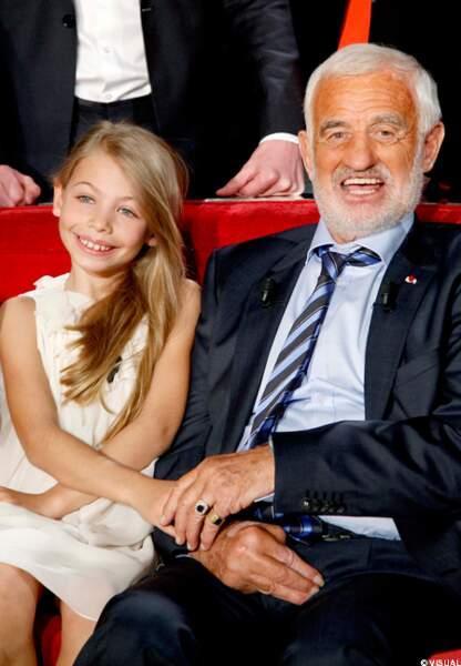 Père et fille pour le meilleur et le sourire