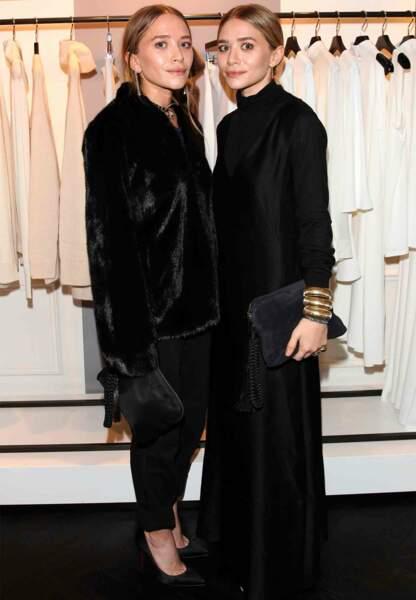 Mary-Kate et Ashley Olsen maintenant