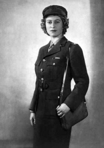 En service, pendant la Seconde Guerre mondiale