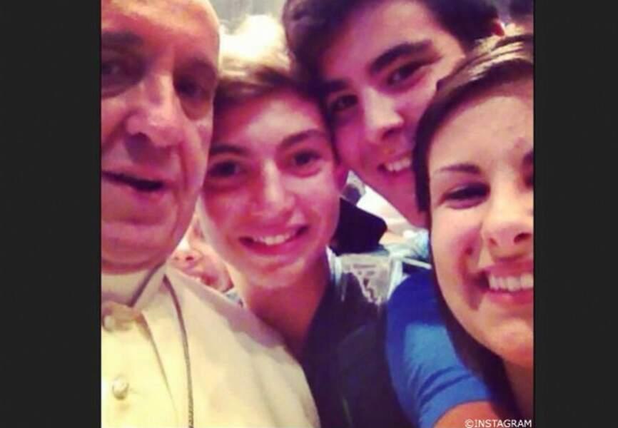 Surprenant pape François aux JMJ
