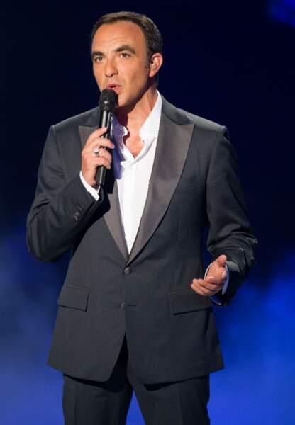 Samedi soir au Palais des Festivals de Cannes, Nikos Aliagas présentait les NRJ Music Awards