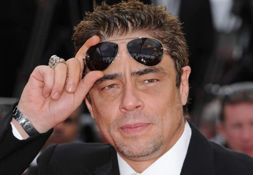 Benicio del Toro est venu à Cannes en 2010 avec Wall Street l'argent ne dort jamais