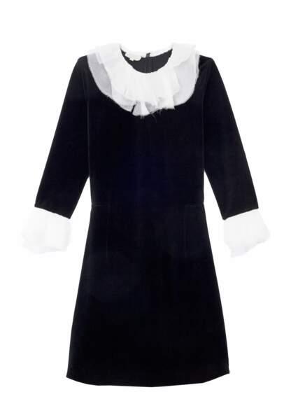 La robe noire inspirée par Niki de Saint Phalle