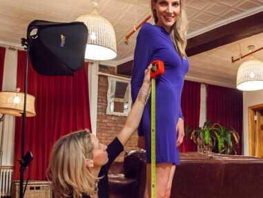 Brooke Banker et ses longues jambes
