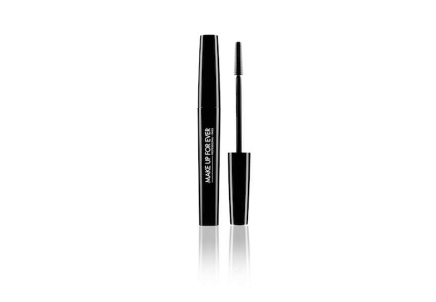 Make Up For Ever, Mascara smoky stretch, 23,50€