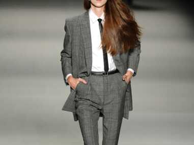 Photos - Les grandes tendances de la Fashion Week printemps-été 2014
