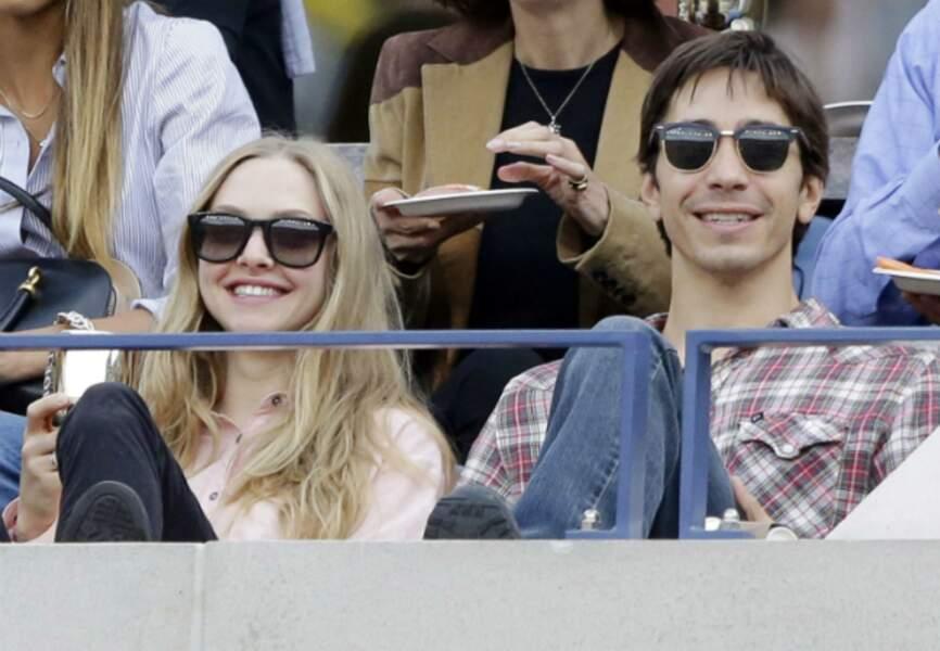Amanda Seyfried et Justin Long
