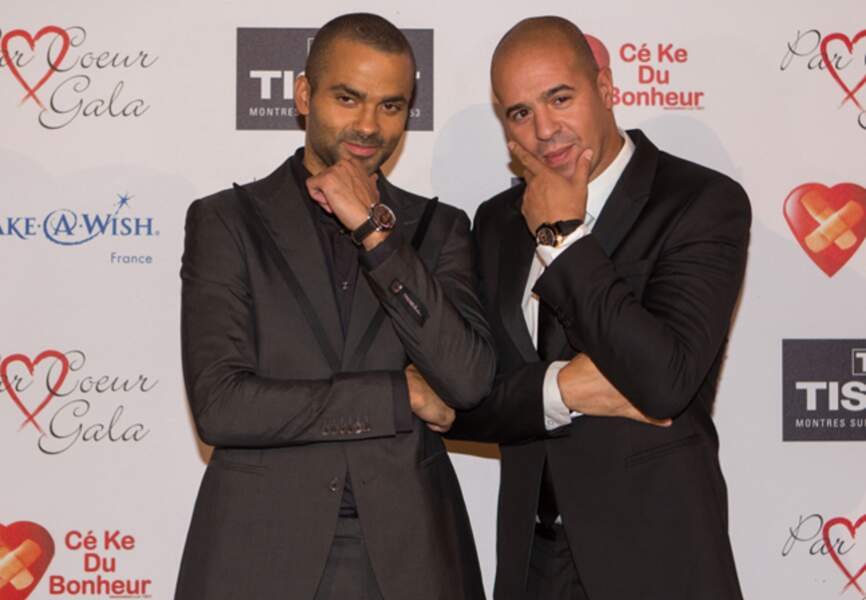 Tony parker et Cut Killer