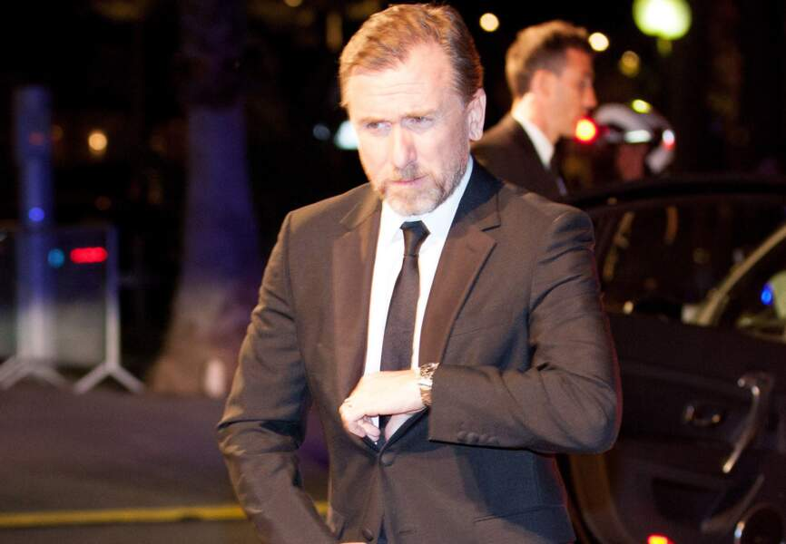 Tim Roth lors de l'after party du film Grace de Monaco
