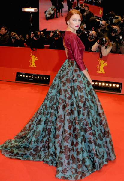 Léa Seydoux en Prada