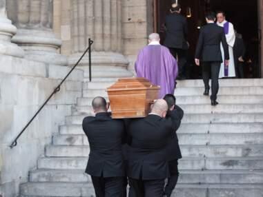 Les obsèques de Sylvie Joly