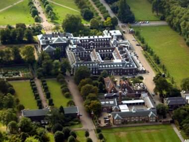 Bienvenue à Kensington palace