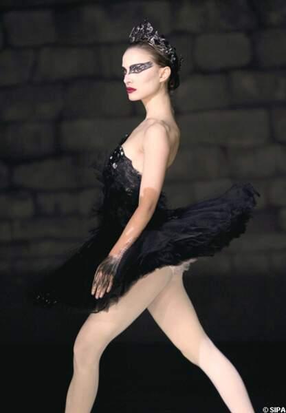 Sublime Natalie Portman dans Black Swan