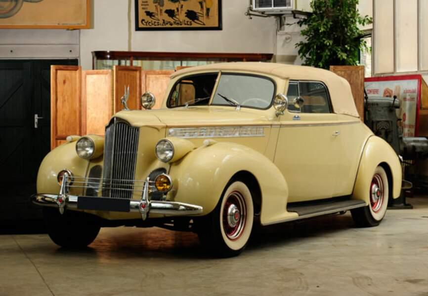 La Packard 1940 de Steve McQueen, estimée entre 80 000 et 140 000€