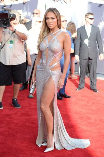 Jennifer Lopez en Charbel Zoe