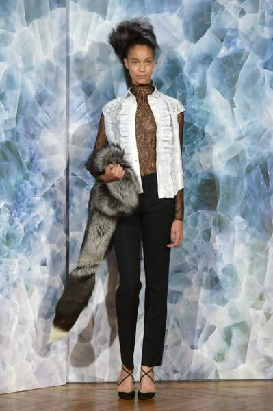 Alexis Mabille, automne-hiver 2014-2015