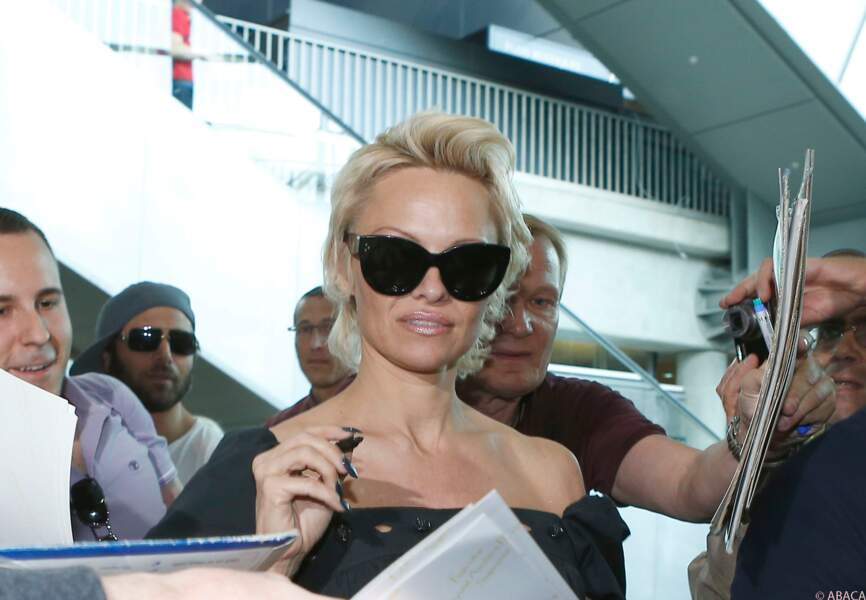 Pamela Anderson venue lancer sa fondation