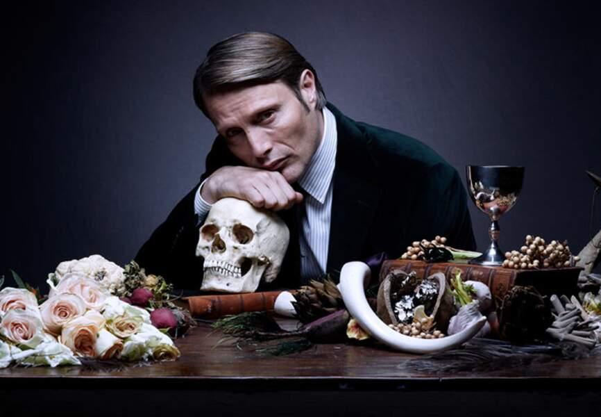 """L'acteur interprète actuellement la jeunesse de Hannibal Lecter, dans la série """"Hannibal"""" sur NBC"""