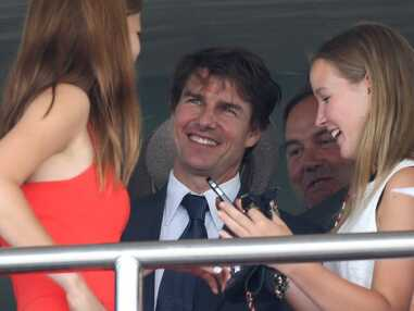 Tom Cruise au Glorious Goodwood