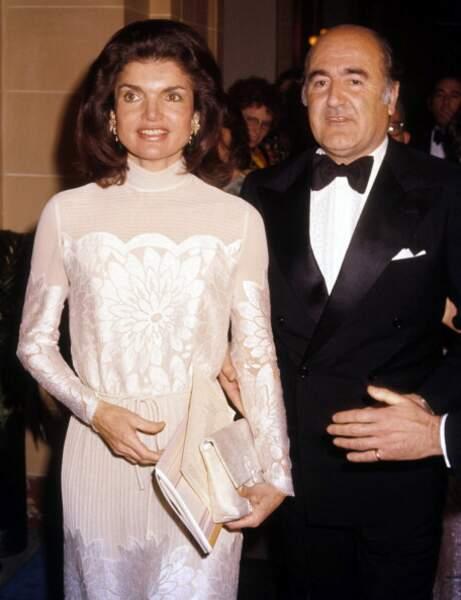 Jacqueline au Kennedy Center en 1976