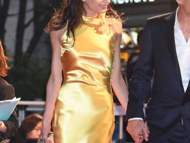 Amal Clooney, une femme en or