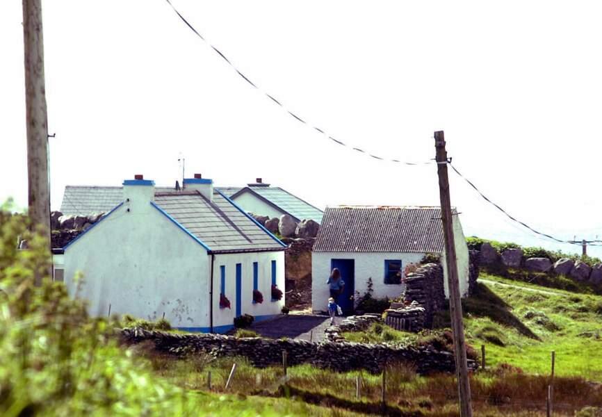 Jessica Parker est elle amoureuse de l'Irlande où elle possède une charmante maison