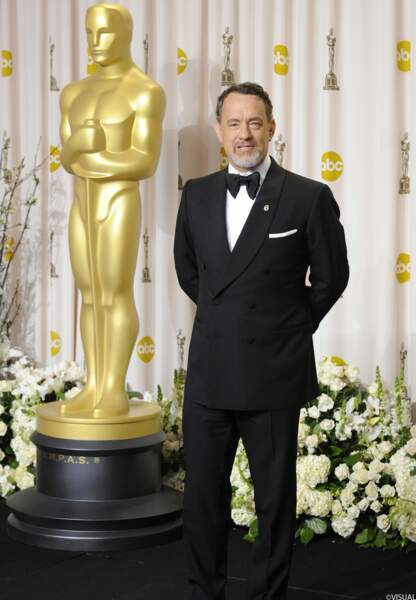 Tom Hanks en 2012