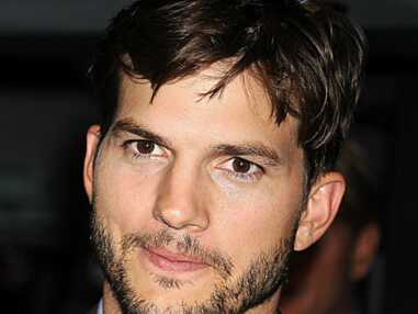 Ashton Kutcher sonne la cloche à la bourse de New York