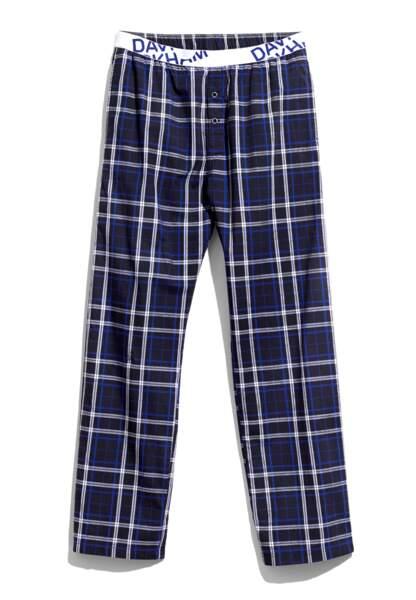 Pyjama pants David Beckham Bodywear pour H&M, 24,99€